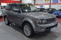 USED 2011 60 LAND ROVER RANGE ROVER SPORT 3.0 TDV6 SE 5d AUTO 245 BHP A STUNNING EXAMPLE IN PRISTINE CONDITION WITH FULL SERVICE HISTORY MUST BE SEEN TO BE APPRECIATED