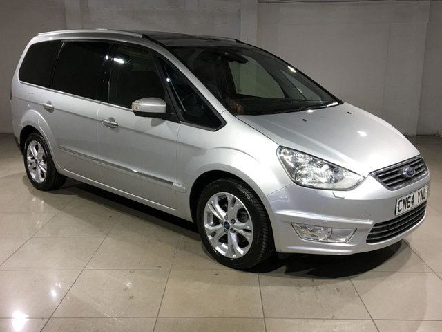 View our 2014 64 FORD GALAXY 2.0 TITANIUM X TDCI 5d 161 BHP
