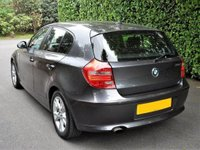 USED 2008 08 BMW 1 SERIES 2.0 118d ES 5dr PART EXCHANGE CLEARANCE 1ST 2 SEE WILL BUY  LOT OF CAR FOR THE MONEY!!
