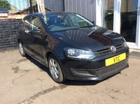 USED 2010 10 VOLKSWAGEN POLO 1.6 SE TDI 5d 74 BHP