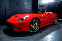 USED 2017 FERRARI CALIFORNIA BEST COLOUR COMBINATION SPORTS EXHAUST-SPECIAL HANDLING PACKAGE