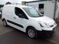 USED 2013 13 CITROEN BERLINGO 1.6 625 ENTERPRISE L1 HDI 74 BHP, SATNAV