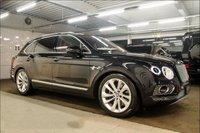 2017 BENTLEY BENTAYGA 4500 SUV £187000.00