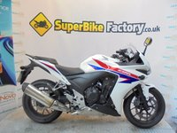 USED 2013 13 HONDA CBR500 RA-D  GOOD & BAD CREDIT ACCEPTED, OVER 500+ BIKES