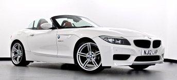 2012 BMW Z4 2.0 20i sDrive M Sport 2dr Auto £15995.00