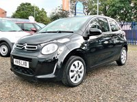 USED 2015 15 CITROEN C1 1.0 FEEL 3d  ++ AIR CON/DAB/BLUETOOTH  ++