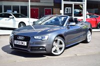 USED 2013 13 AUDI A5 1.8 TFSI S LINE SPECIAL EDITION 2d 168 BHP