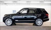 USED 2017 LAND ROVER RANGE ROVER 3000 SUV