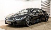 2017 BMW I8 1.5 (231bhp) 4X4 (s/s) Coupe 2d 1499cc Auto £100790.00