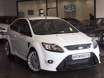 2009 FORD FOCUS 2.5 RS 3d 300 BHP £22850.00