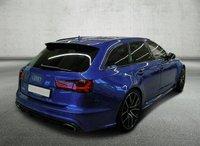 USED 2017 AUDI RS6 AVANT plus 4.0 TFSI quattro 445(605) kW(PS) 8-stufig tiptronic