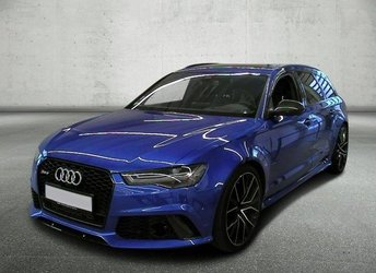 2017 AUDI RS6 AVANT plus 4.0 TFSI quattro 445(605) kW(PS) 8-stufig tiptronic £SOLD