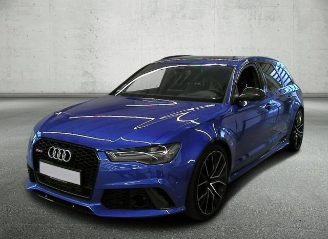 audi rs6 avant plus 4 0 tfsi quattro 445 605 kw ps 8 stufig tiptronic. Black Bedroom Furniture Sets. Home Design Ideas