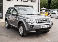 USED 2012 12 LAND ROVER FREELANDER 2.2 SD4 GS 5d AUTO 190 BHP