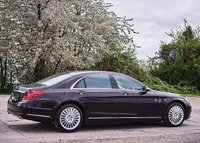 USED 2017 MERCEDES-BENZ S CLASS S Class S320 AMG Line Petrol  HUGE SPEC DELIVERY MILES ONLY