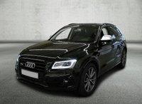 2016 AUDI SQ5 3.0 TDI competition quattro 240(326) kW(PS) tiptronic £54757.00