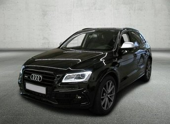 2016 AUDI SQ5 3.0 TDI competition quattro 240(326) kW(PS) tiptronic