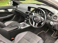 USED 2015 15 MERCEDES-BENZ C CLASS 2.1 C250 CDI AMG SPORT EDITION PREMIUM PLUS 2d AUTO 202 BHP COUPE