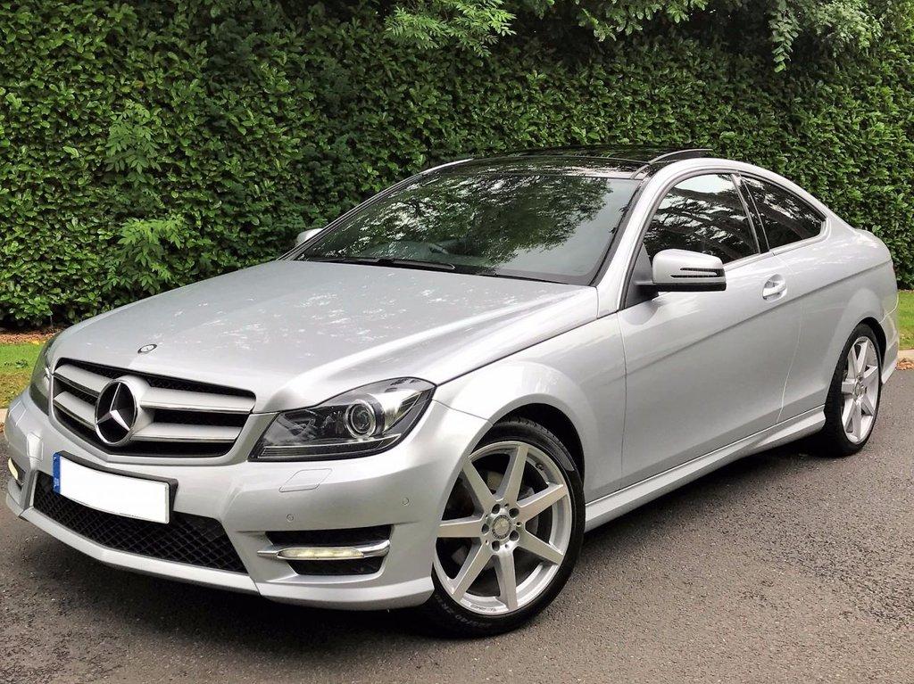 Mercedes benz c class c250 cdi amg sport edition premium plus - Mercedes benz c class sport coupe ...