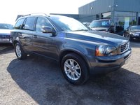 USED 2009 09 VOLVO XC90 2.4 D5 SE AWD 5d AUTO 185 BHP 1 PREVIOUS OWNER 7 SERVICE STAMPS  SERVICED AT 22M 18802M 36279M 52865M 63105M 67787M 69910M GREAT SPECIFICATION