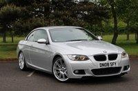 2008 BMW 3 SERIES 2.0 320D M SPORT 2d 174 BHP £9980.00