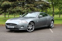 USED 2006 06 JAGUAR XK 4.2 COUPE 2d AUTO 294 BHP
