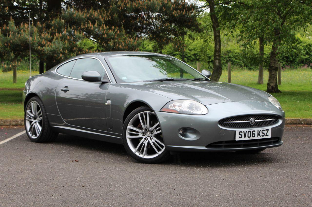 2006 Jaguar XK Coupe £12,480