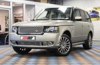 USED 2011 11 LAND ROVER RANGE ROVER 4.4 TDV8 AUTOBIOGRAPHY 5d AUTO 313 BHP 2 Owners | Full Land Rover Service History | Top Specification