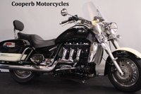 2011 TRIUMPH ROCKET 111 TOURING  £8999.00