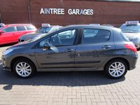 USED 2009 59 PEUGEOT 308 1.4 XLS 5d 94 BHP LOW MILES NEW IN GREAT SPEC