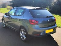 USED 2012 SEAT IBIZA 1.6 TDI Sportrider 5dr  NICE EXAMPLE-LOW MILES-£30 TAX