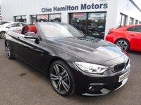 USED 2015 BMW 4 SERIES 3.0 430D M SPORT 2d AUTO 255 BHP
