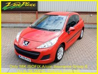 USED 2009 59 PEUGEOT 207 1.4 S 8V 3d 73 BHP +ONLY 58K+LOW INSURANCE GROUP+
