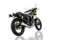 USED 2019 SINNIS Cafe 125cc  BOMBER***MASSIVE £200.00 SAVING***