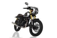 USED 2019 SINNIS Cafe 125cc  BOMBER***PRE-REG SUPERDEAL***TASTY CAFE RACER***