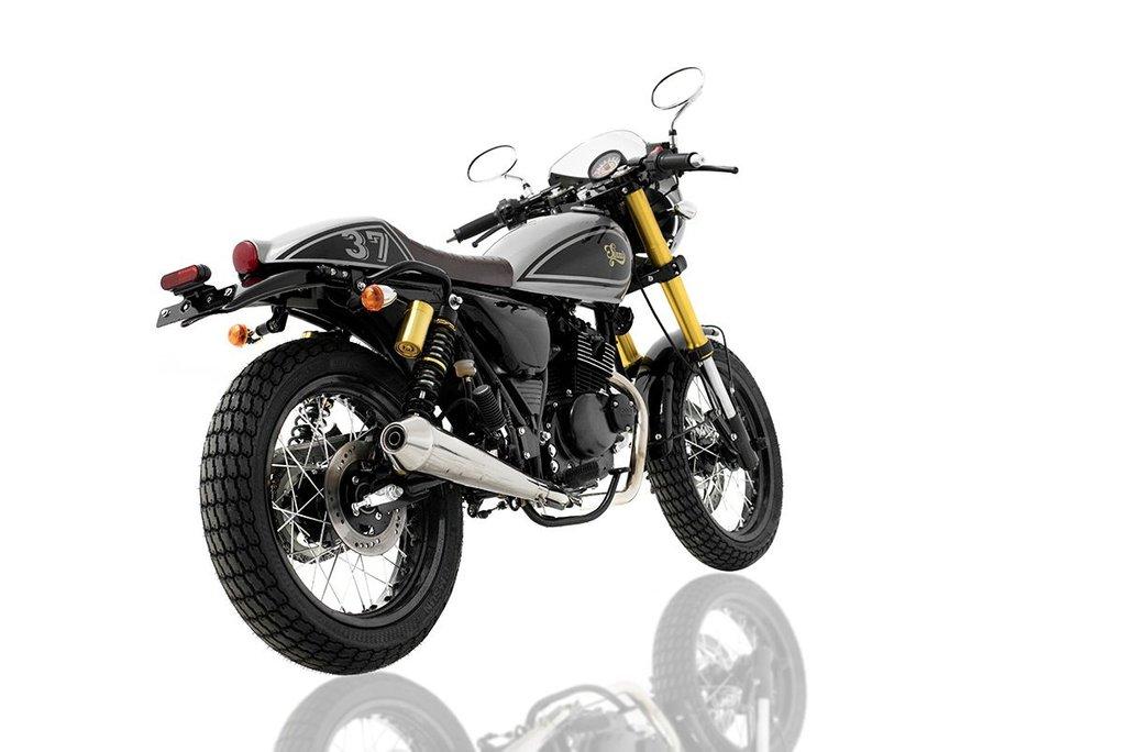 2020 Sinnis Bomber 125cc Bomber Tasty Cafe Racer