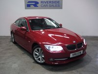 USED 2011 11 BMW 3 SERIES 3.0 325D SE 2d AUTO 202 BHP