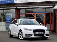 USED 2013 13 AUDI A3 2.0 TDi SPORT 5dr (150) * Leather & Sat Nav * *ONLY 9.9% APR with FREE Servicing*