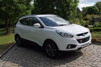 2014 HYUNDAI IX35 2.0 CRDI SE 5d 134 BHP £12950.00