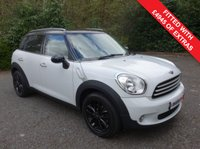 2011 MINI COUNTRYMAN 1.6 COOPER D ALL4 5d 112 BHP £8490.00