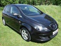 2009 SEAT ALTEA 1.9 REFERENCE SPORT TDI 5d 103 BHP £3490.00