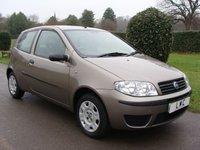2006 FIAT PUNTO 1.2 8V ACTIVE 3d 59 BHP £1290.00
