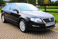 2009 VOLKSWAGEN PASSAT 2.0 HIGHLINE TDI DSG 4d AUTO 138 BHP £5474.00