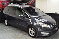 2010 FORD GALAXY 2.0 ZETEC TDCI 115PS 5d 114 BHP £7600.00