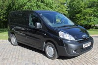 USED 2014 TOYOTA PROACE 2.0 L1H1 HDI 1200 P/V 1d 127 BHP Clean Reliable Toyota Proace