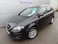 USED 2012 12 SEAT ALTEA XL 1.6 CR TDI SE DSG 5d AUTO 103 BHP