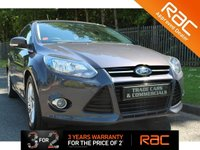 USED 2011 11 FORD FOCUS 1.6 TITANIUM TDCI 115 5d 114 BHP A NICE EXAMPLE WITH A FULL HISTORY, 2 KEYS AND GOOD SPEC!!!