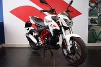 USED 2017 17 SINNIS RSX125 EFI NEW FOR 2017 ***FREE DELIVERY WITHIN 60 MILES***COLOURS MIDNIGHT PURPLE OR PEARL WHITE