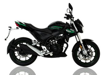 View our SINNIS RSX125 EFI