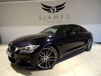 2014 BMW 4 SERIES 3.0 430D M SPORT 2d AUTO 255 BHP £20990.00